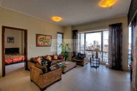 Vacant End of May | One Bedroom on High Floor