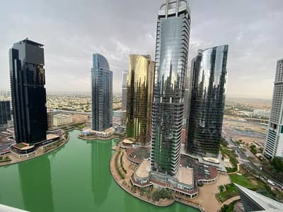 2 Bedroom Flat for Rent in Jumeirah Lake Towers (JLT), Dubai - view