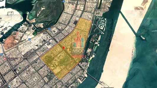 ارض سكنية  للبيع في المشرف، أبوظبي - Land for sale in Al Mushrif   Good location