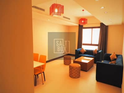 1 Bedroom Hotel Apartment for Rent in Jumeirah, Dubai - Reduce Price | 2 Cheque | Furnished |All Inclusive
