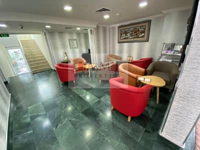 Studio for Rent in Al Nahyan, Abu Dhabi - FULLY FURNISHED.: Studio Apartment in Al Nahyan Area 3800 AED Monthly.!!
