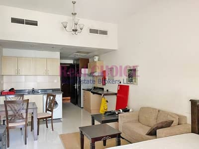 Furnished and Lovely Studio Apartment|Vacant Now