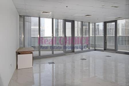 مکتب  للايجار في الخليج التجاري، دبي - Fitted Office In A Vacant And Ready To Move In