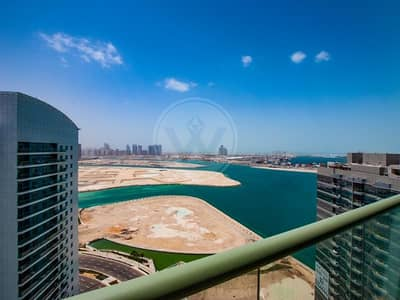 2 Bedroom Apartment for Rent in Al Reem Island, Abu Dhabi - Price reduced! | No Commission | 6 payments | No chilled water fees