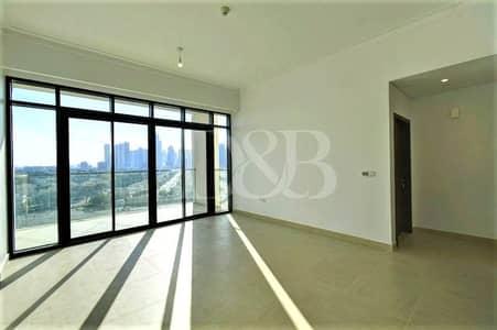 فلیٹ 1 غرفة نوم للايجار في التلال، دبي - 1.5 baths|Emirates Hills Lake View|Avail 23 april