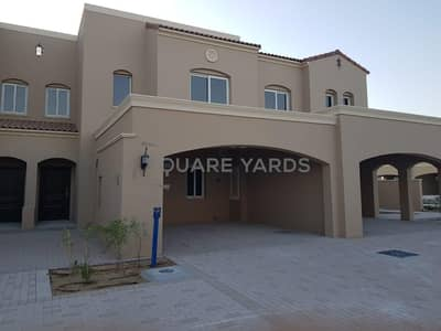 تاون هاوس 2 غرفة نوم للايجار في سيرينا، دبي - TYPE D BRAND NEW 2 BED READY  (NO MAIDS ROOM)