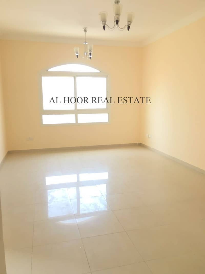 Spacious 2 Br + Maid's room in Sharjah AlNahda
