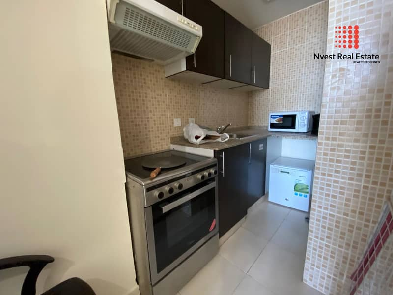 30 Best price! Fully furnished Studio | Dubai Sports City