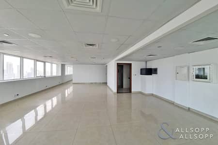 Office for Rent in Business Bay, Dubai - Partitioned | Fully Fitted | Close to Metro