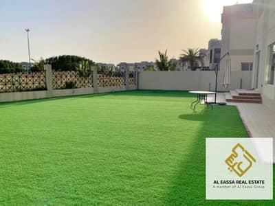 6 Bedroom Villa for Sale in Dubailand, Dubai - Beautiful garden | Well maintained | Type B 6BR independent villa