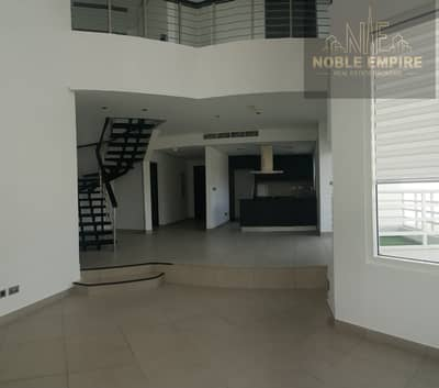 3 Bedroom Flat for Rent in Jumeirah Heights, Dubai - 3BR-Duplex-155K-Reduced Price Call us for the Rate