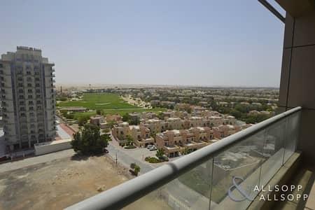شقة 2 غرفة نوم للايجار في مدينة دبي الرياضية، دبي - 2 Bed + Dining   Unfurnished   Available