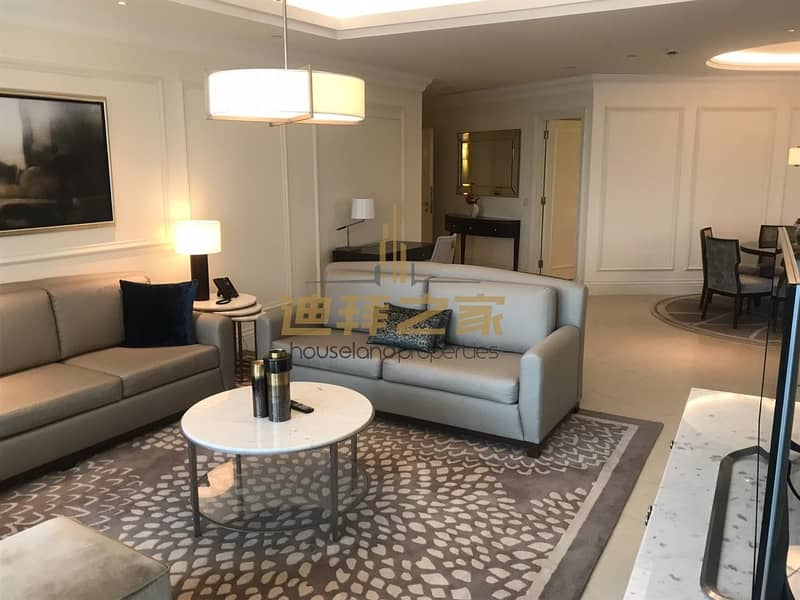 2 Luxury Fully Furnished and Serviced 2BHK Apartment