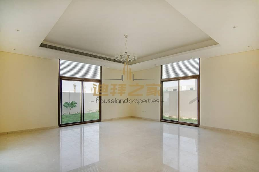 2 luxury brand new 6bedrm villa with burj view in mbr city
