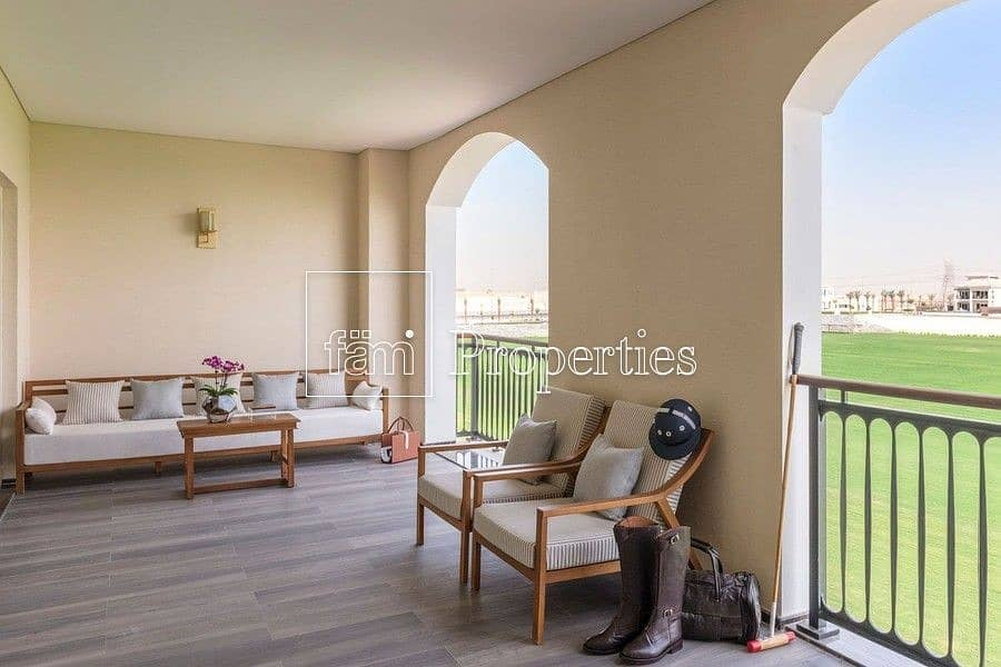24 4 BR + Maid's Room in Polo Townhouses