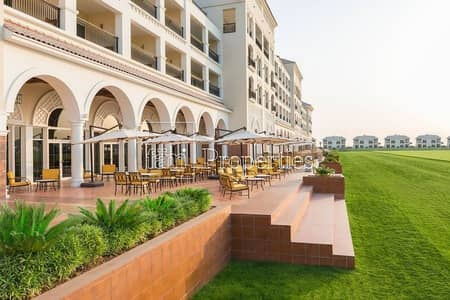 تاون هاوس 4 غرف نوم للايجار في دبي لاند، دبي - Corner Unit | Landscaped | Unique Layout
