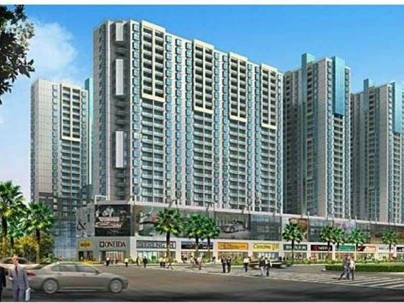 Palace view 1 Bhk for SALE in City tower