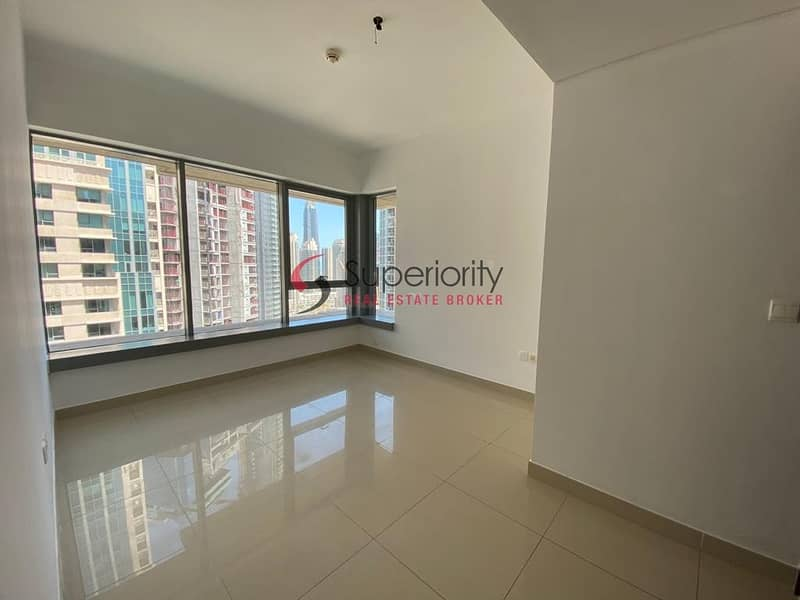 2 Burj Khalifa View - 2BR with Balcony for Rent