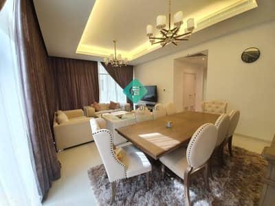 فیلا 3 غرف نوم للايجار في داماك هيلز (أكويا من داماك)، دبي - Fully Furnished THM | High Quality | Landscaped