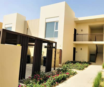 2 Bedroom Townhouse for Rent in Dubai South, Dubai - Brand New 2BR Townhouse | Private Garden | 6 Cheques