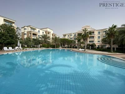 1 Bedroom Apartment for Rent in Green Community, Dubai - 1 Bed|Great Condition|Vacant
