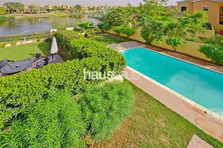 3 Bedroom Villa for Sale in Arabian Ranches, Dubai - Available Now | Lake Backing | Private Pool