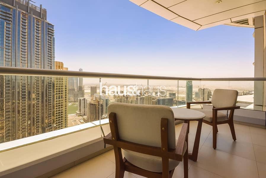 High Floor | Fantastic Views | Large Balcony