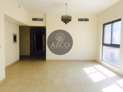 فلیٹ 2 غرفة نوم للايجار في الفرجان، دبي - Biggest 2BHK Best Layout Chiller Free Pool View