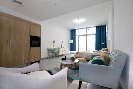 Studio for Sale in Jumeirah Village Circle (JVC), Dubai - 8% Returns- Discounted -  Brand new apartment