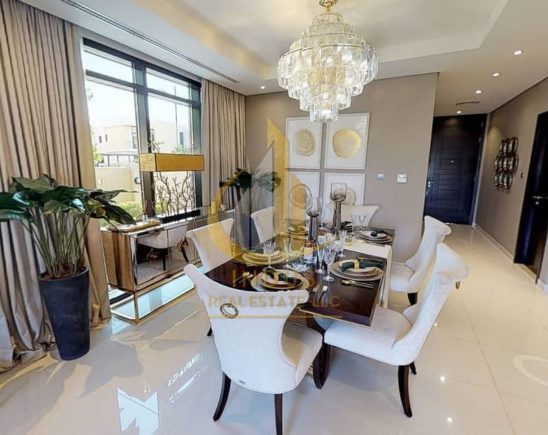 2 Discounted Price AED 2.6M 6BR+M at The Park Villas