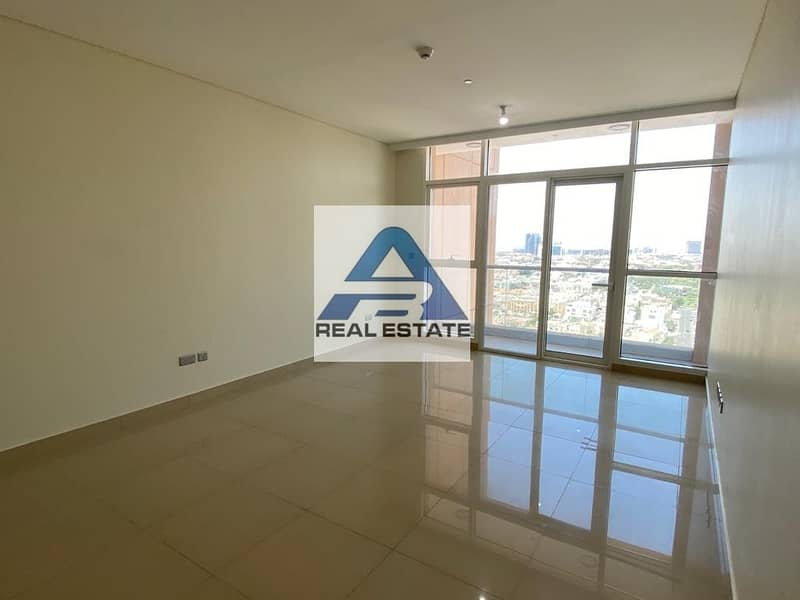 2 Modern Two bhk Balcony with Amenities in Khalidia