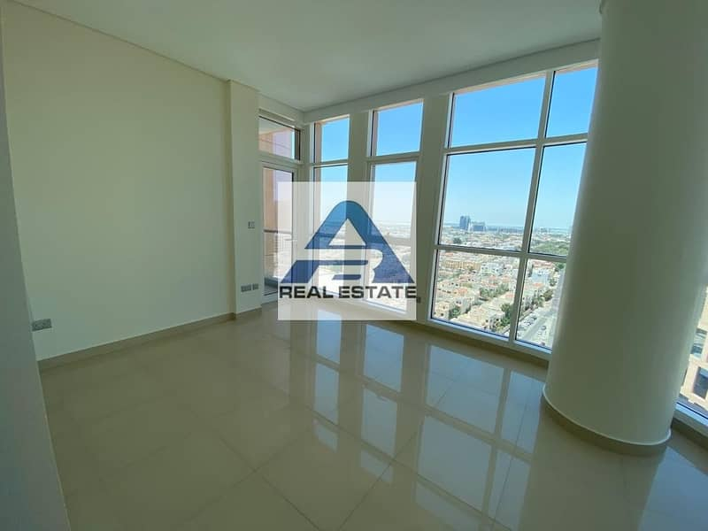 15 Modern Two bhk Balcony with Amenities in Khalidia