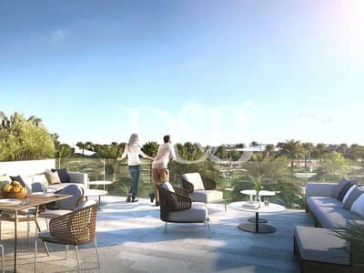 Maissonettes with Roof Terrace | Golf Course View
