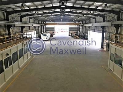 Warehouse for Sale in Technology Park, Dubai - Suitable for Factory | 10 Ton Crane Warehouse