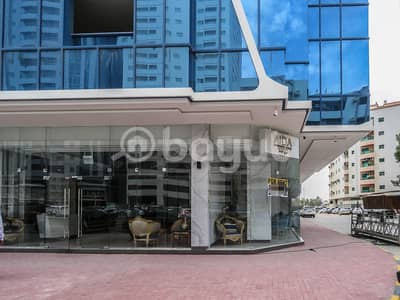 2 Bedroom Apartment for Rent in Al Nuaimiya, Ajman - AIDA RESIDENCE TOWER- Brand New 2-BHK Apartment for rent.