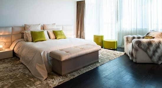 فلیٹ 2 غرفة نوم للبيع في دبي مارينا، دبي - Full Marina & Sea View l 2 & 3BR l Fendi Casa l Ready