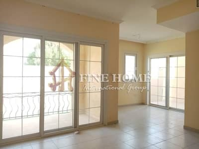 3 Bedroom Villa for Rent in Khalifa City A, Abu Dhabi - Amazing 3br villa +M !