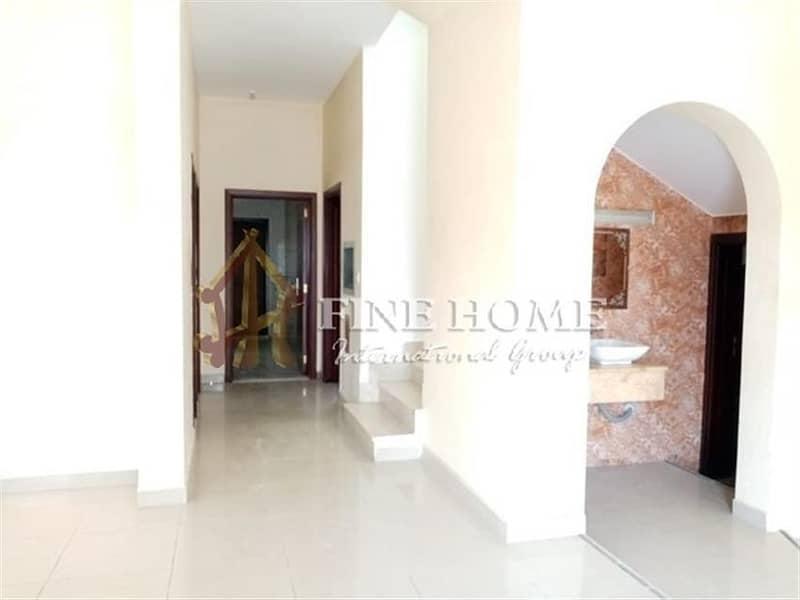 Splendid 5BR Villa in Mohammed Bin Zayed !