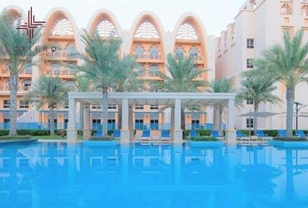شقة 1 غرفة نوم للايجار في نخلة جميرا، دبي - Full Sea and Garden View |Ready to move in