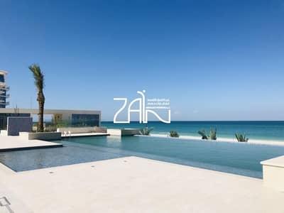 شقة 2 غرفة نوم للايجار في جزيرة السعديات، أبوظبي - Sea View! 2+M with Balcony and Lovely Facilities