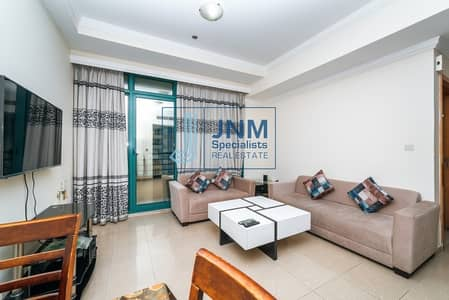 1 Bedroom Apartment for Rent in Dubai Marina, Dubai - Exclusive 1BR Unit | Fully-Furnished | High Floor