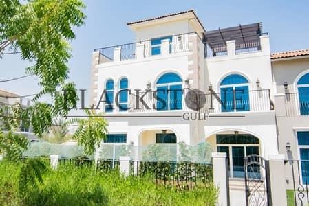 فیلا 5 غرف نوم للبيع في موتور سيتي، دبي - 5BR + Maids Room Fully Furnished Signature Villa
