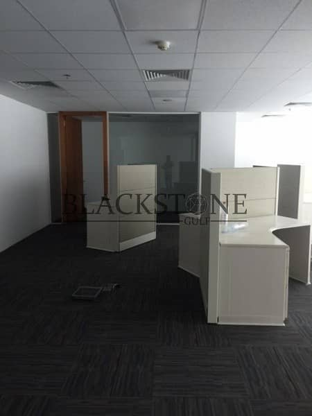 12 With ROI Fitted Office Space for Sale   Great View   Rented