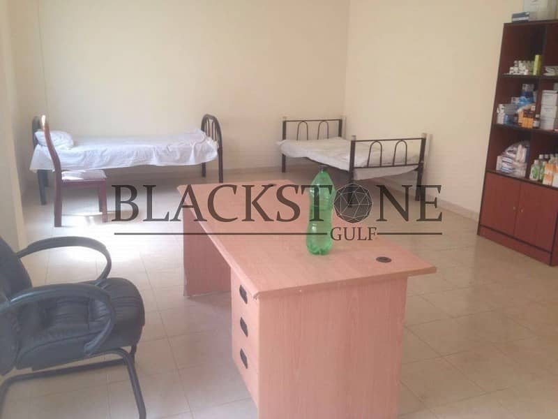2 G+4 Labour Camp for Sale | 557 Rooms