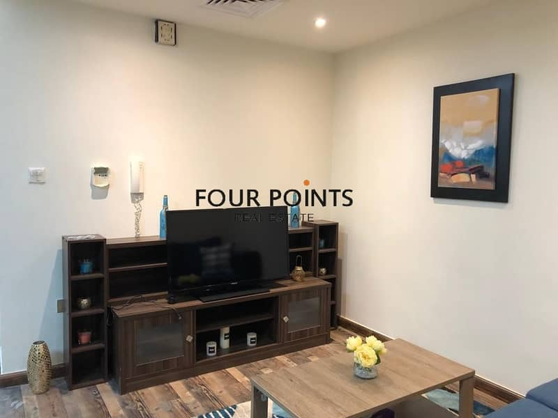 Upgraded and Fully Furnished Studio  in JVC