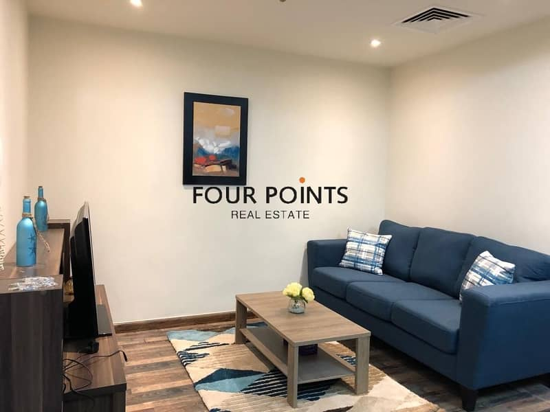 2 Upgraded and Fully Furnished Studio  in JVC
