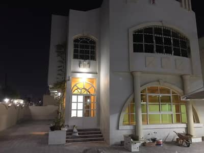 5 Bedroom Villa for Rent in Al Rawda, Ajman - For rent villa air conditioners privileged location5 rooms