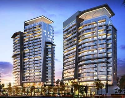 فلیٹ 1 غرفة نوم للبيع في داماك هيلز (أكويا من داماك)، دبي - Brand New 1 BR Apt I Fully Furnished I Best Deal