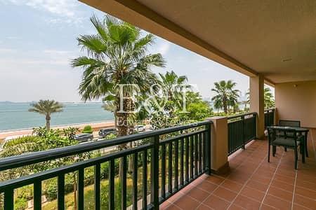 شقة 2 غرفة نوم للايجار في نخلة جميرا، دبي - 12 Cheques I Sea Views I Fully Furnished