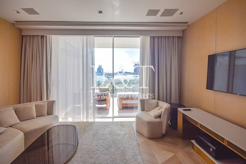 Mid Floor|Vacant | Sea Views |South Residences